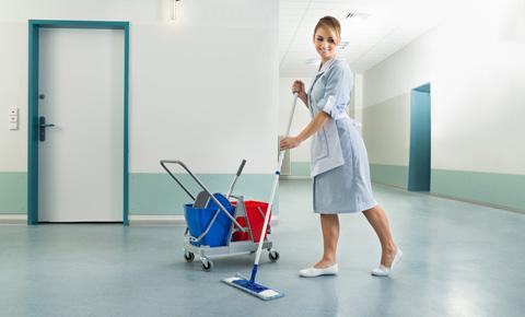 Gut medizinisches personalmanagement m nchen for Reinigungskraft munchen